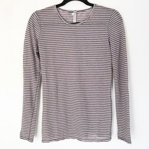 | Free People Intimates | lightweight striped top